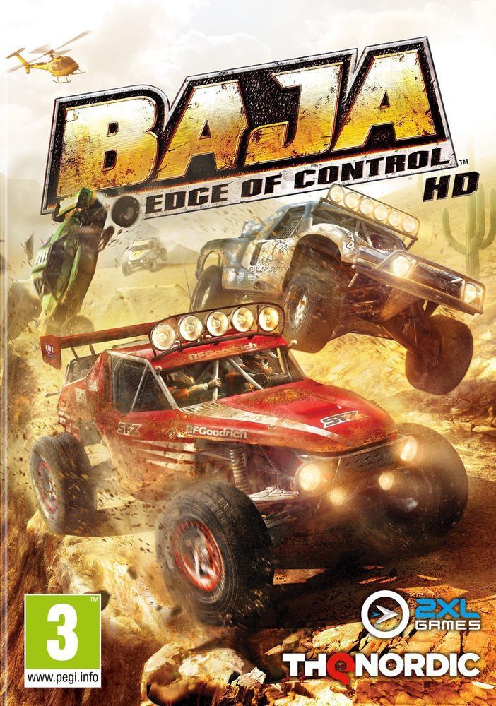Baja: Edge of Control HD - PC - Video Games by Nordic Games The Chelsea Gamer