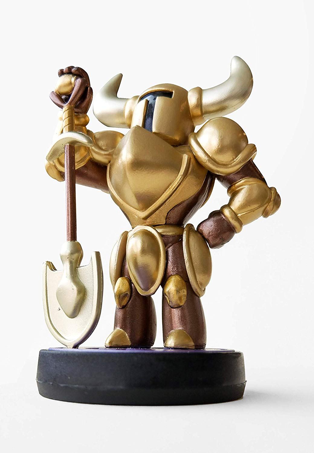 Shovel Knight - Gold Amiibo