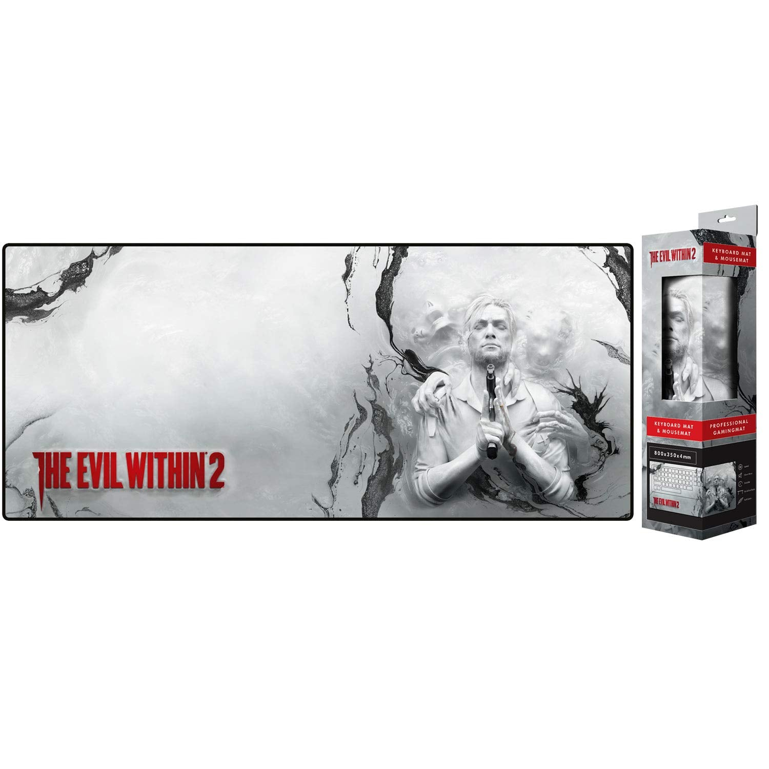 The Evil Within - Oversize Mousepad