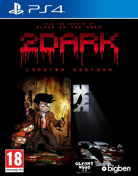 2Dark - PS4 - Video Games by pqube The Chelsea Gamer