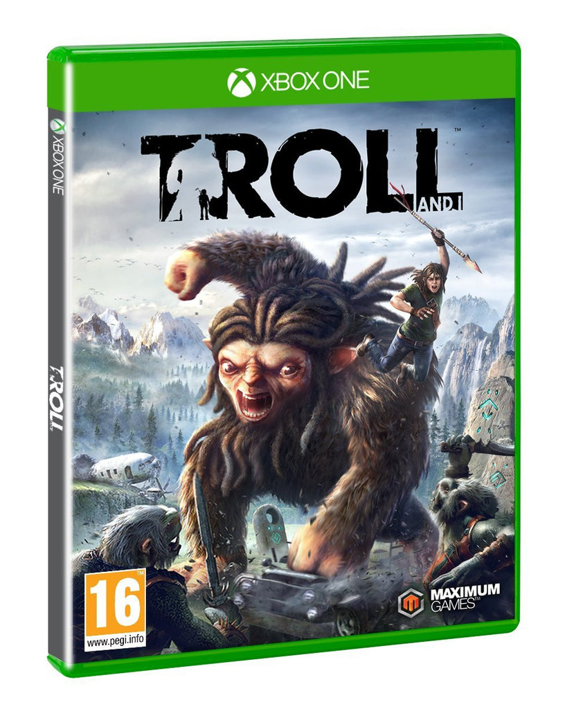 Troll and I - Xbox One - Video Games by Maximum Games Ltd (UK Stock Account) The Chelsea Gamer