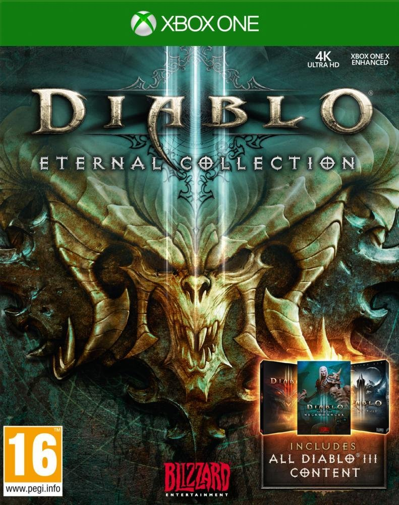 Diablo III Eternal Collection - Video Games by Blizzard The Chelsea Gamer