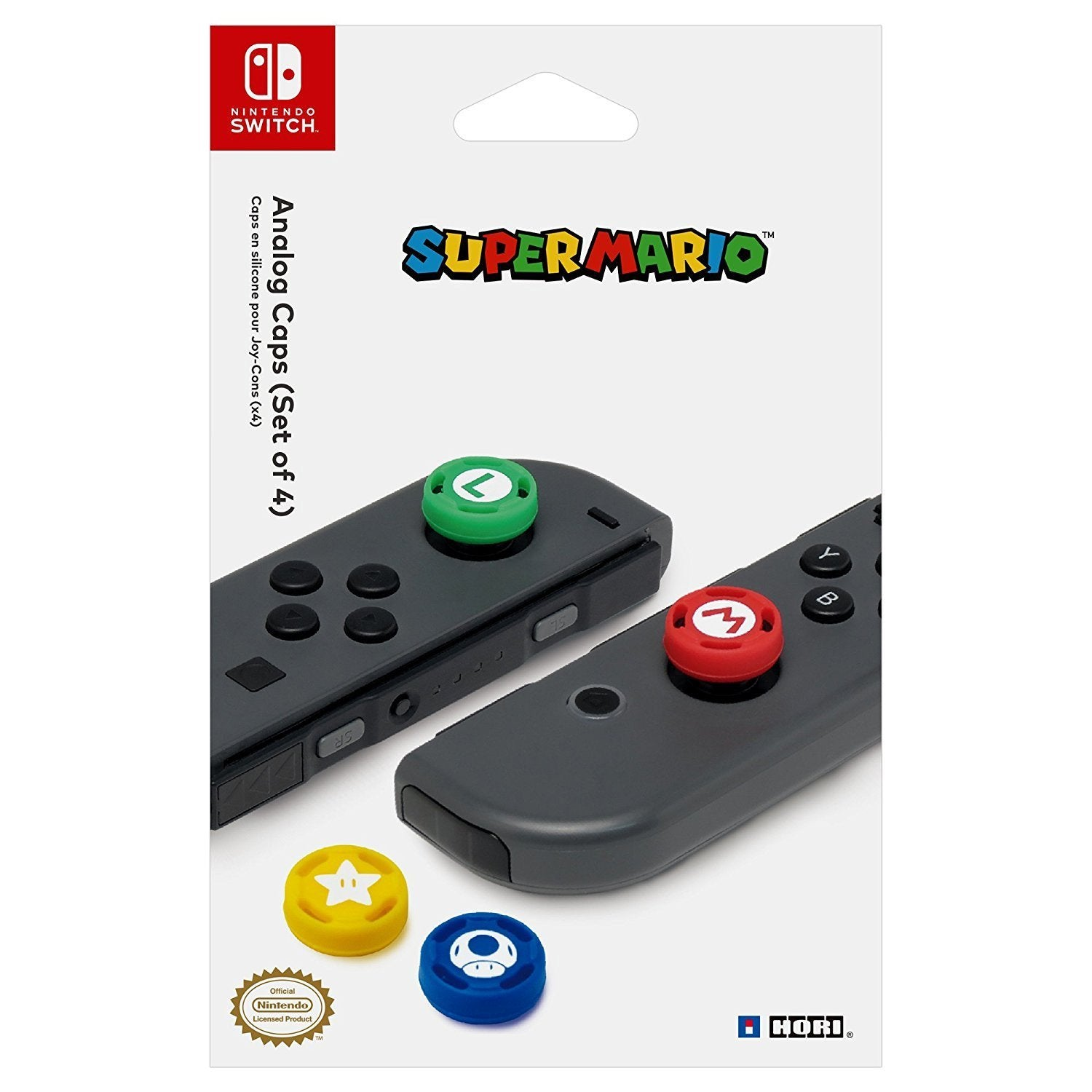 Super Mario Switch Attachment Kit - HORI