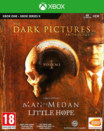 The Dark Pictures Anthology : Volume 1 - Limited Edition - Xbox