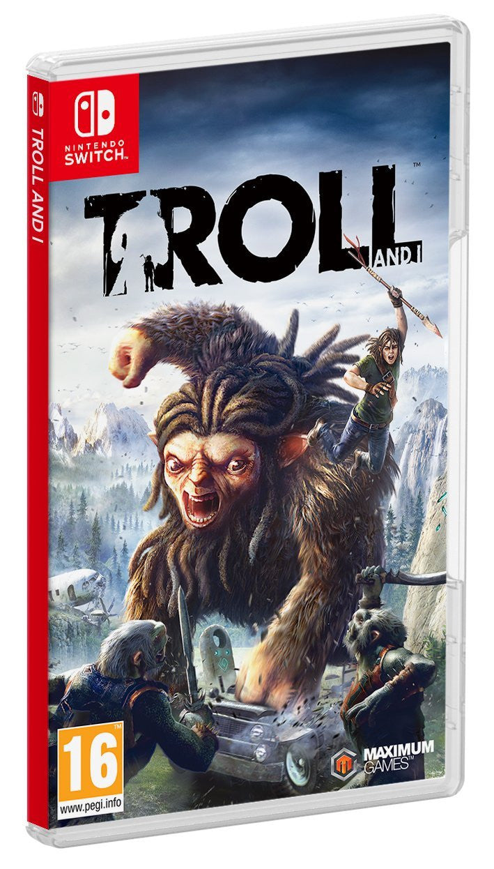 Troll and I - Nintendo Switch - Video Games by Maximum Games Ltd (UK Stock Account) The Chelsea Gamer