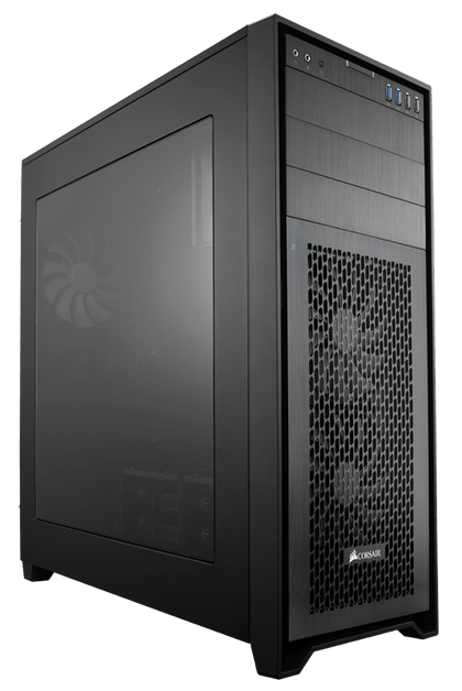 Corsair Obsidian 750D Full Tower ATX Case (Black) - Airflow Edition - Core Components by Corsair The Chelsea Gamer