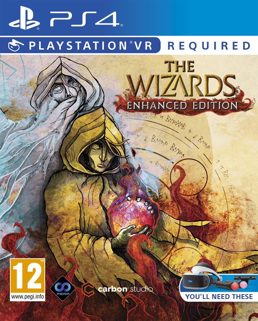 The Wizards - PlayStation VR