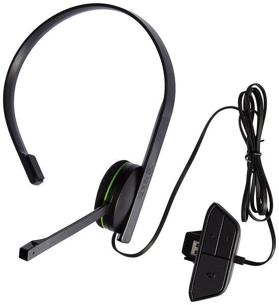 Xbox One Pro Chat Headset - Console Accessories by Microsoft The Chelsea Gamer