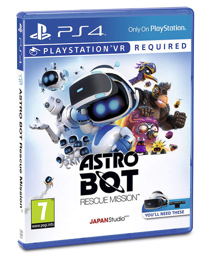Astro Bot Rescue Mission - Video Games by Sony The Chelsea Gamer
