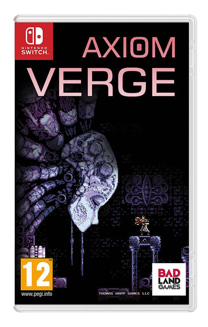Axiom Verge Standard Edition -  Nintendo Switch - Video Games by Maximum Games Ltd (UK Stock Account) The Chelsea Gamer