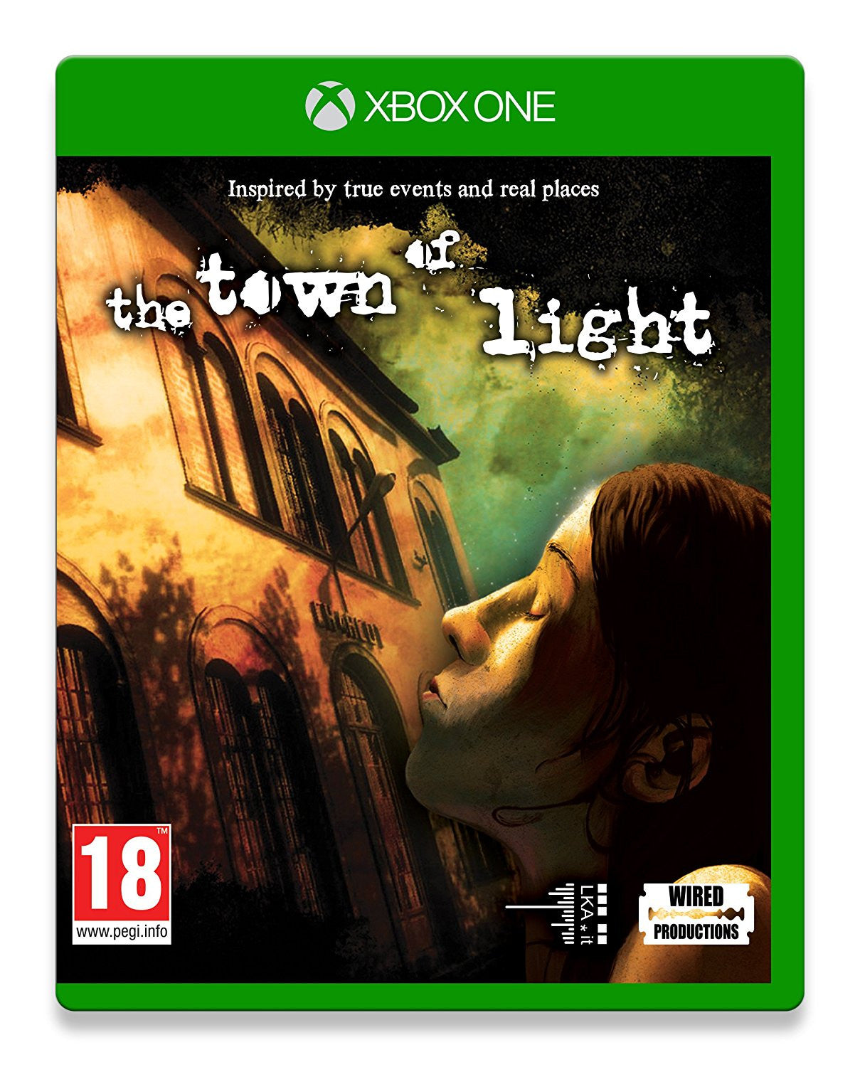 The Town of Light - Xbox One - Video Games by Nordic Games The Chelsea Gamer