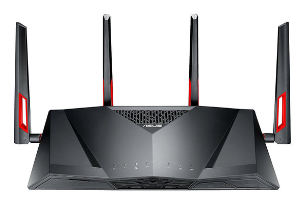Asus (DSL-AC88U) AC3100 (1000+2167) Wireless Dual Band GB VDSL2/ADSL2+ Modem Router, USB3, 3G/4G Support - Networking by Asus The Chelsea Gamer