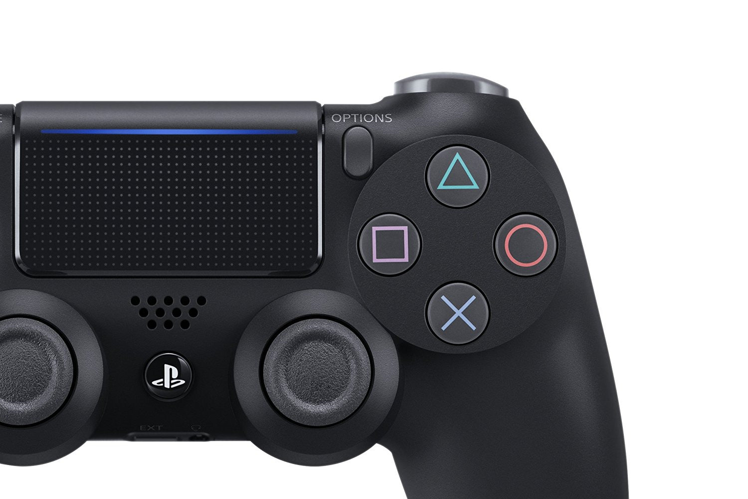 Sony PlayStation DualShock 4 - Black V3 - Console Accessories by Sony The Chelsea Gamer