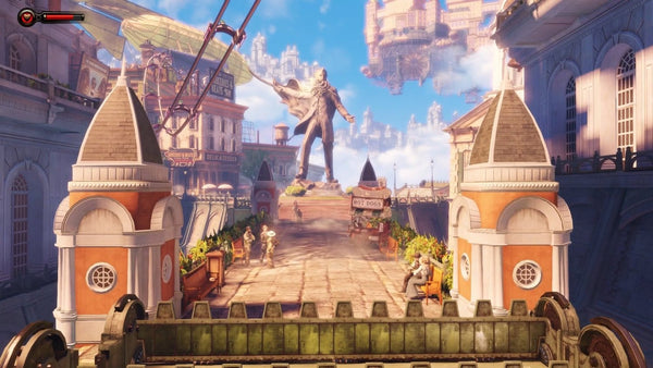 Bioshock: The Collection PS4 - Video Games by 2K Games The Chelsea Gamer