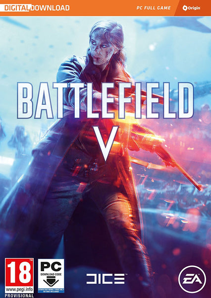 Battlefield V - Video Games by Electronic Arts The Chelsea Gamer