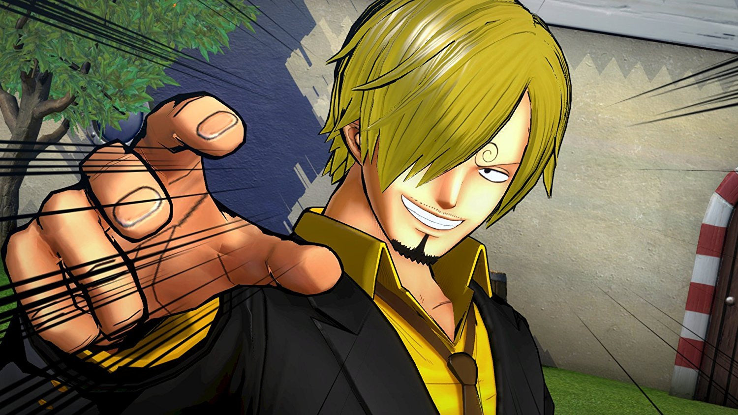 One Piece: Burning Blood - PS4 - Video Games by Bandai Namco Entertainment The Chelsea Gamer
