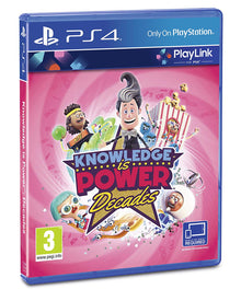 Playlink - Knowledge is Power - Decades