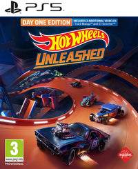 Hot Wheels Unleashed - Day One Edition - PlayStation 5