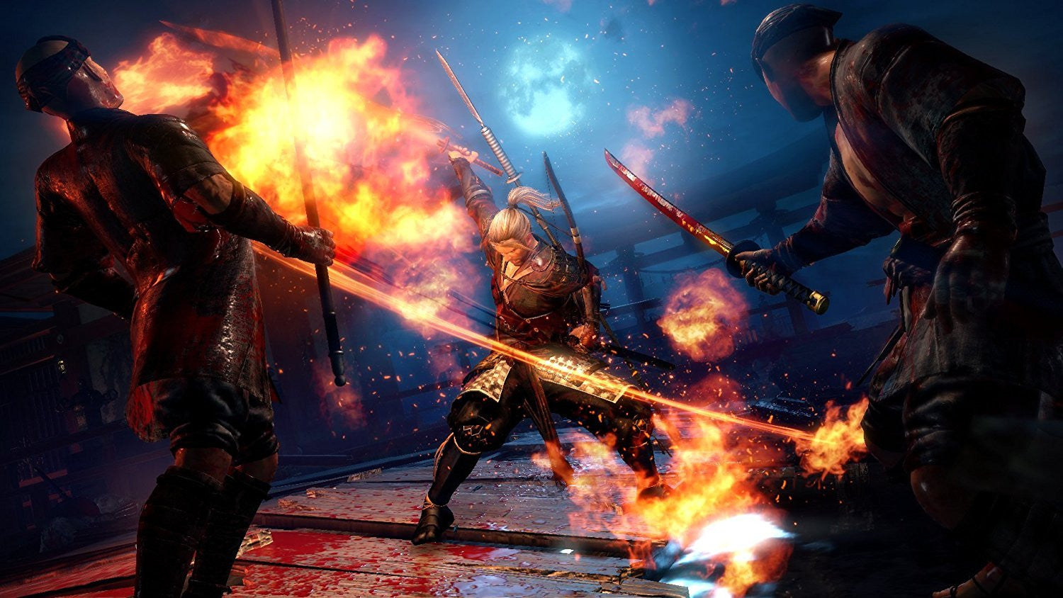 Nioh -PS4 - Video Games by Sony The Chelsea Gamer