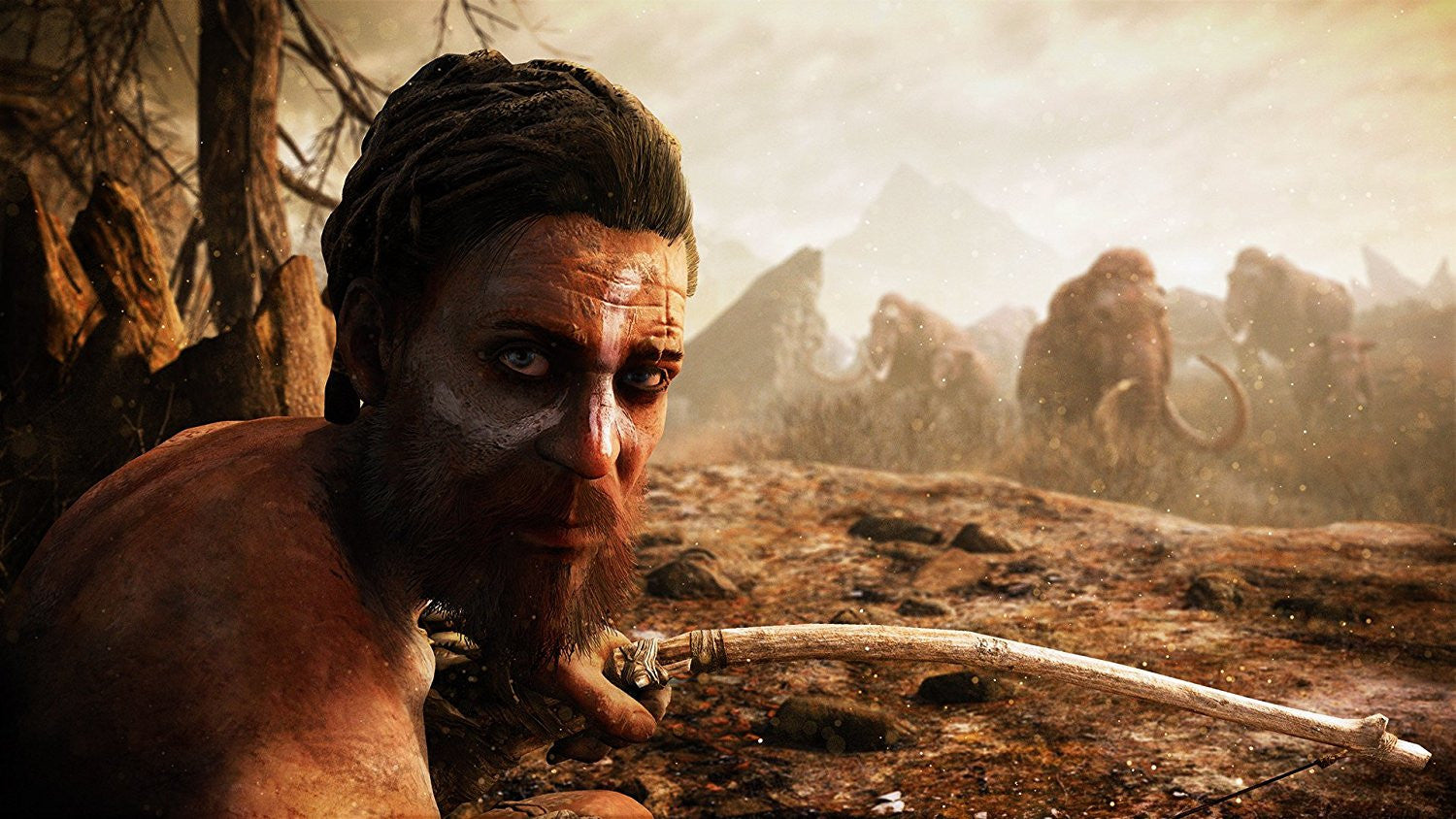 Far Cry Primal - PS4 - Video Games by UBI Soft The Chelsea Gamer
