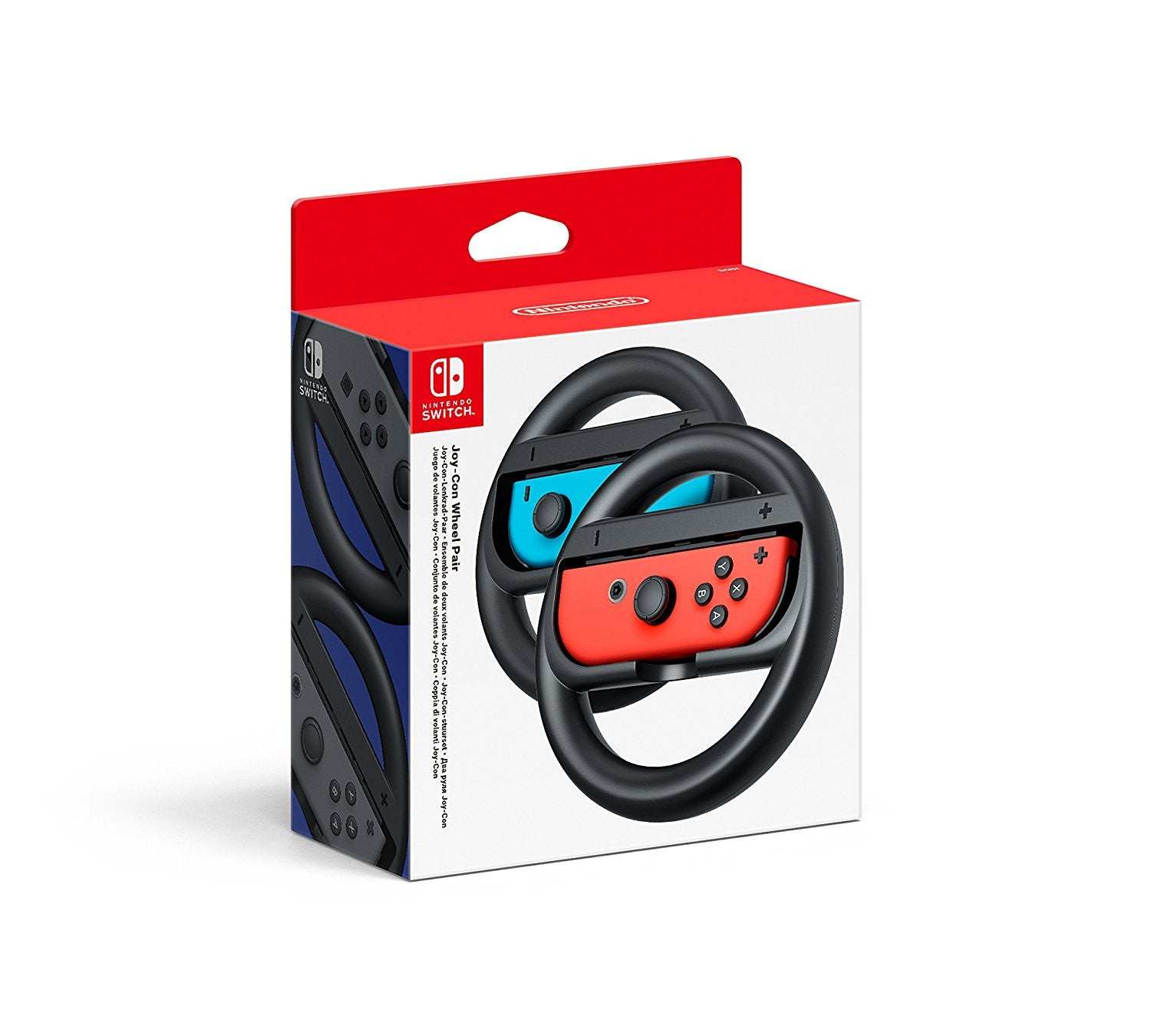 Joy-Con Wheel Pair for Nintendo Switch