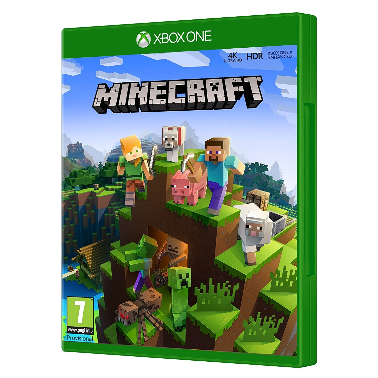 Minecraft Super Plus Pack - Xbox One