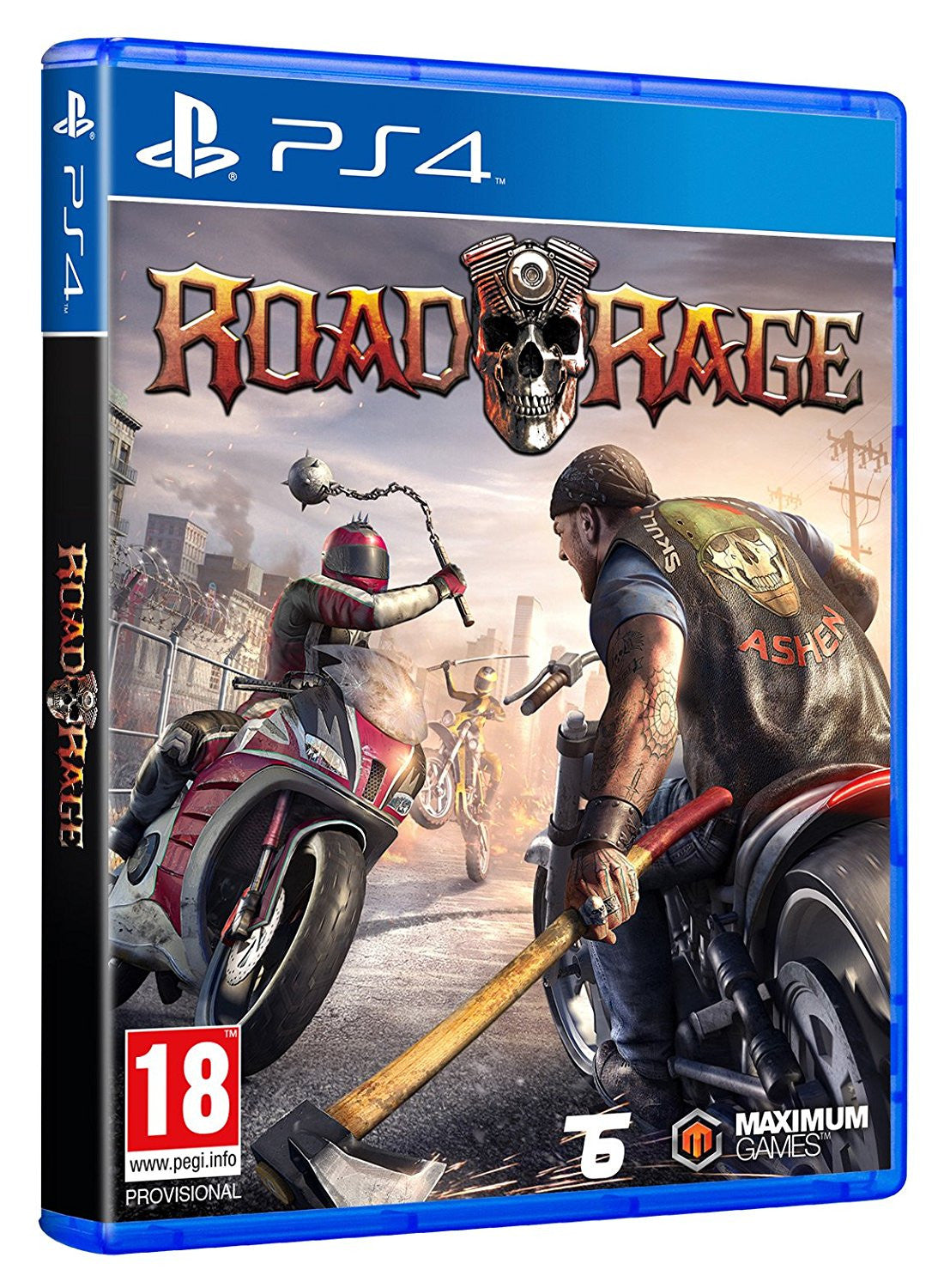 Road Rage - PS4