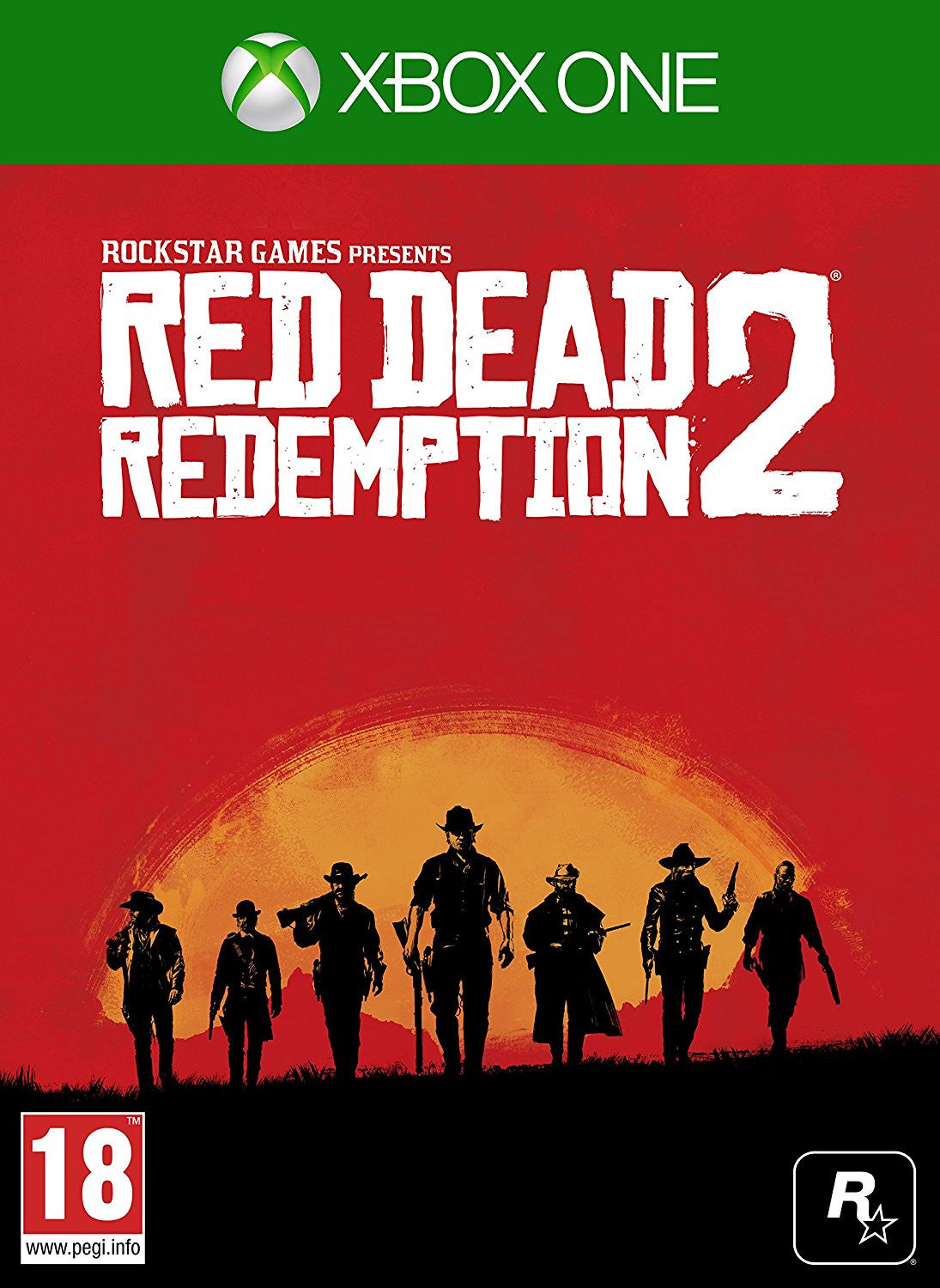 Red Dead Redemption 2 - Xbox One - Video Games by Take 2 The Chelsea Gamer