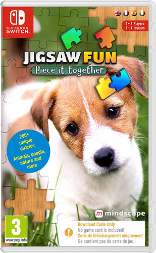 Jigsaw Fun - Piece It Together