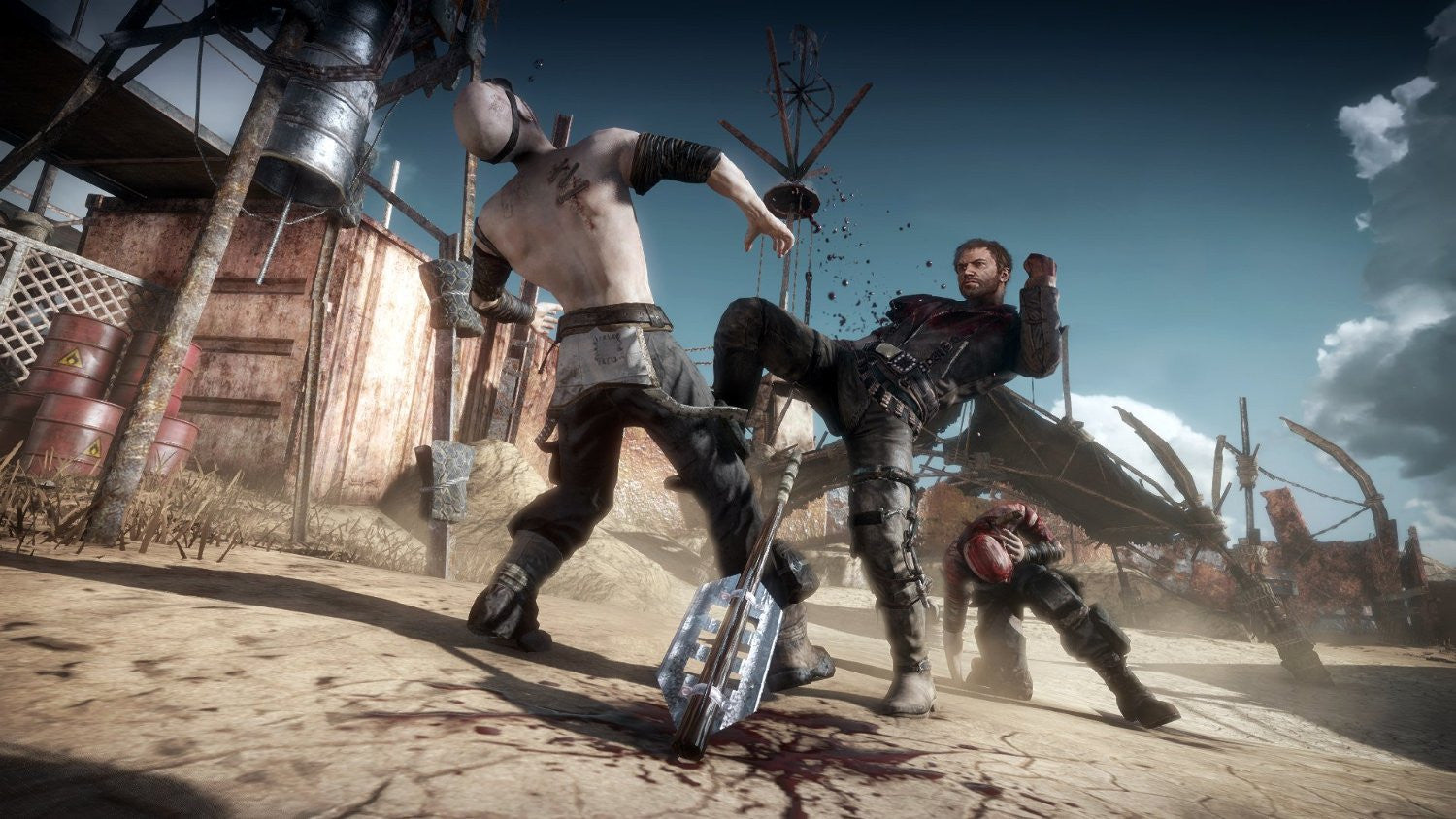 Mad Max PS4 - Video Games by Warner Bros. Interactive Entertainment The Chelsea Gamer