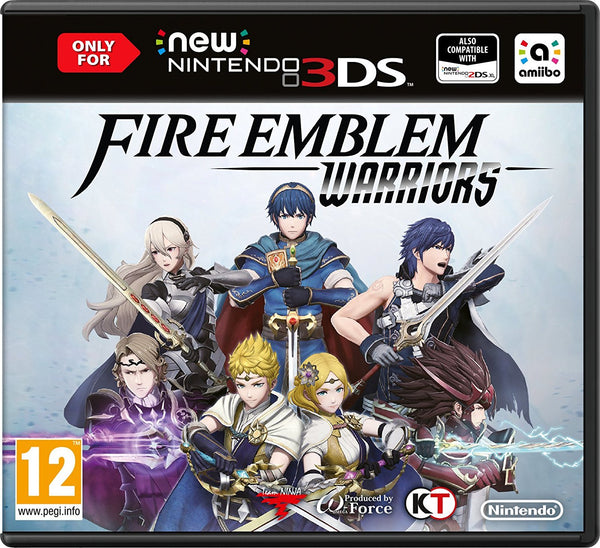 Fire Emblem Warriors - NEW 3DS ONLY - Video Games by Nintendo The Chelsea Gamer