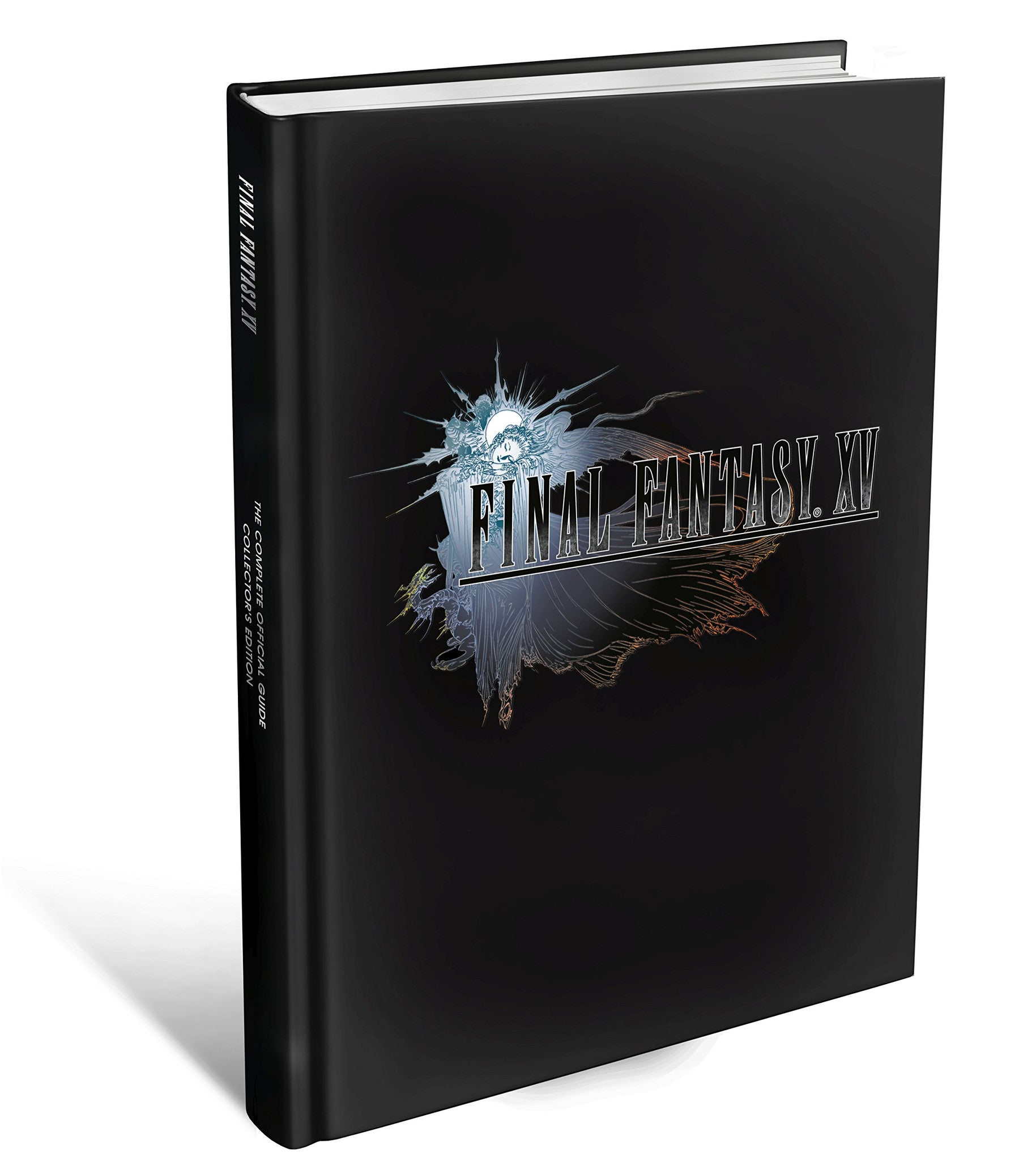 Final Fantasy XV - The Complete Official Guide - Collector's Edition Hardcover