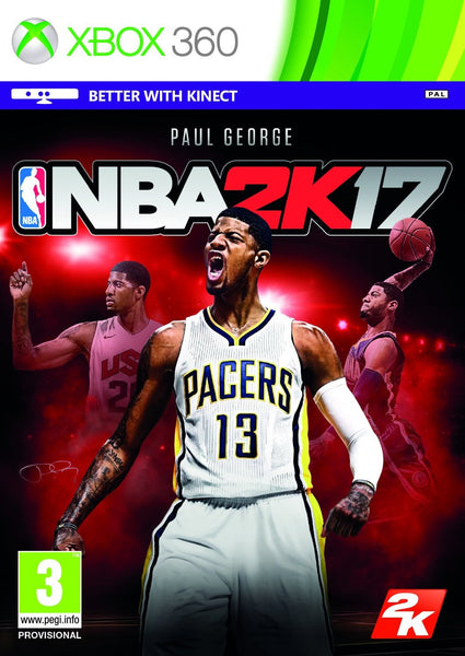 NBA 2K17 Xbox 360 - Video Games by 2K Games The Chelsea Gamer