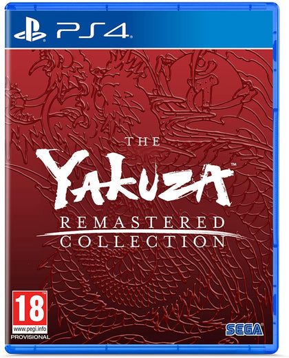 Yakuza Remastered Collection - Standard Edition
