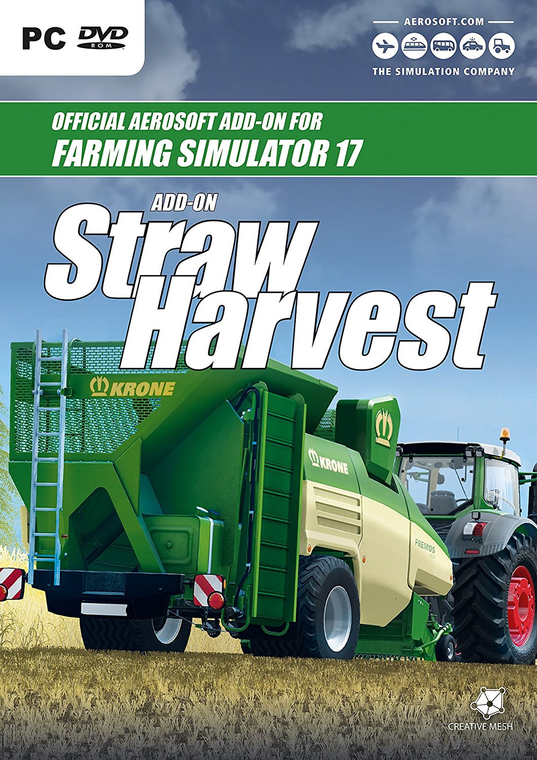 Farming Simulator 17 Add On: Straw Harvest - PC - Video Games by Aerosoft The Chelsea Gamer