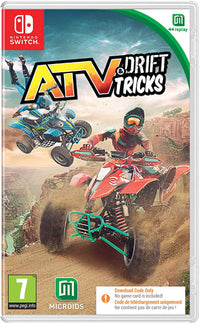 ATV Drift & Tricks - Nintendo Switch - CIAB
