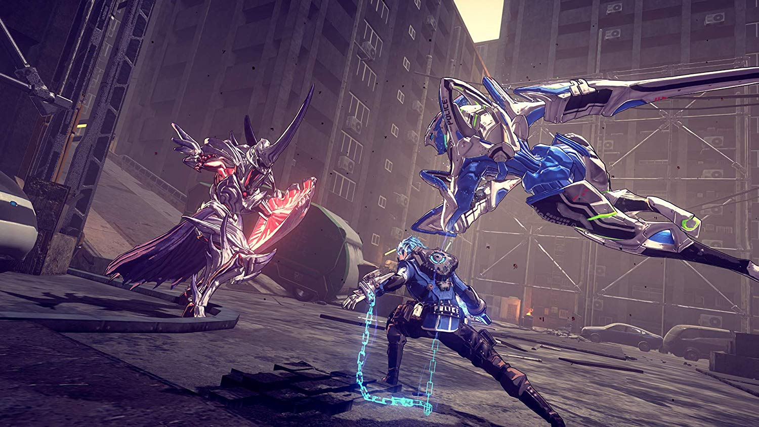 Astral Chain The Chelsea Gamer