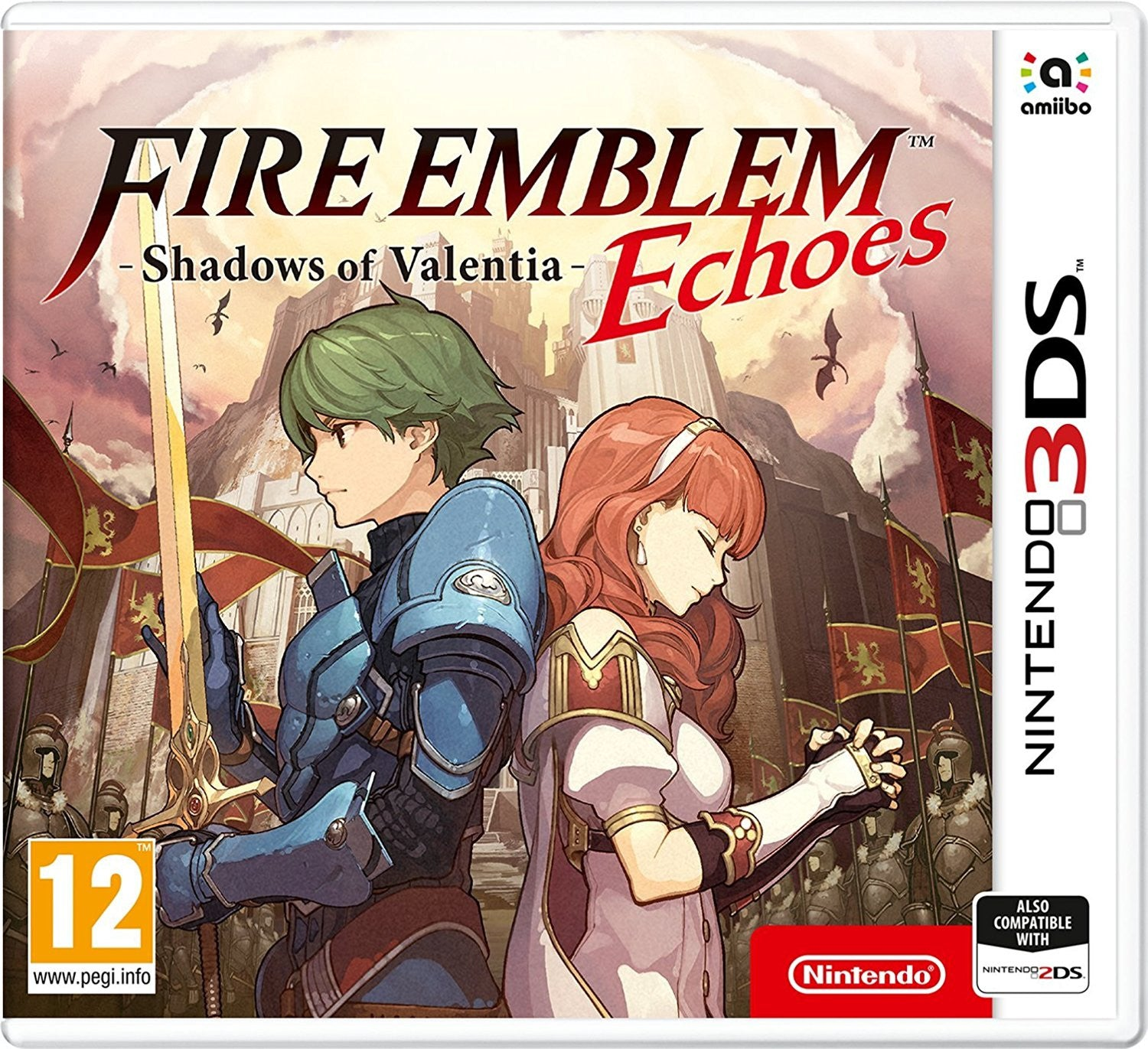 Fire Emblem Echoes: Shadows of Valentia - 3DS - Video Games by Nintendo The Chelsea Gamer