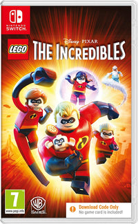 LEGO® The Incredibles - Code In A Box