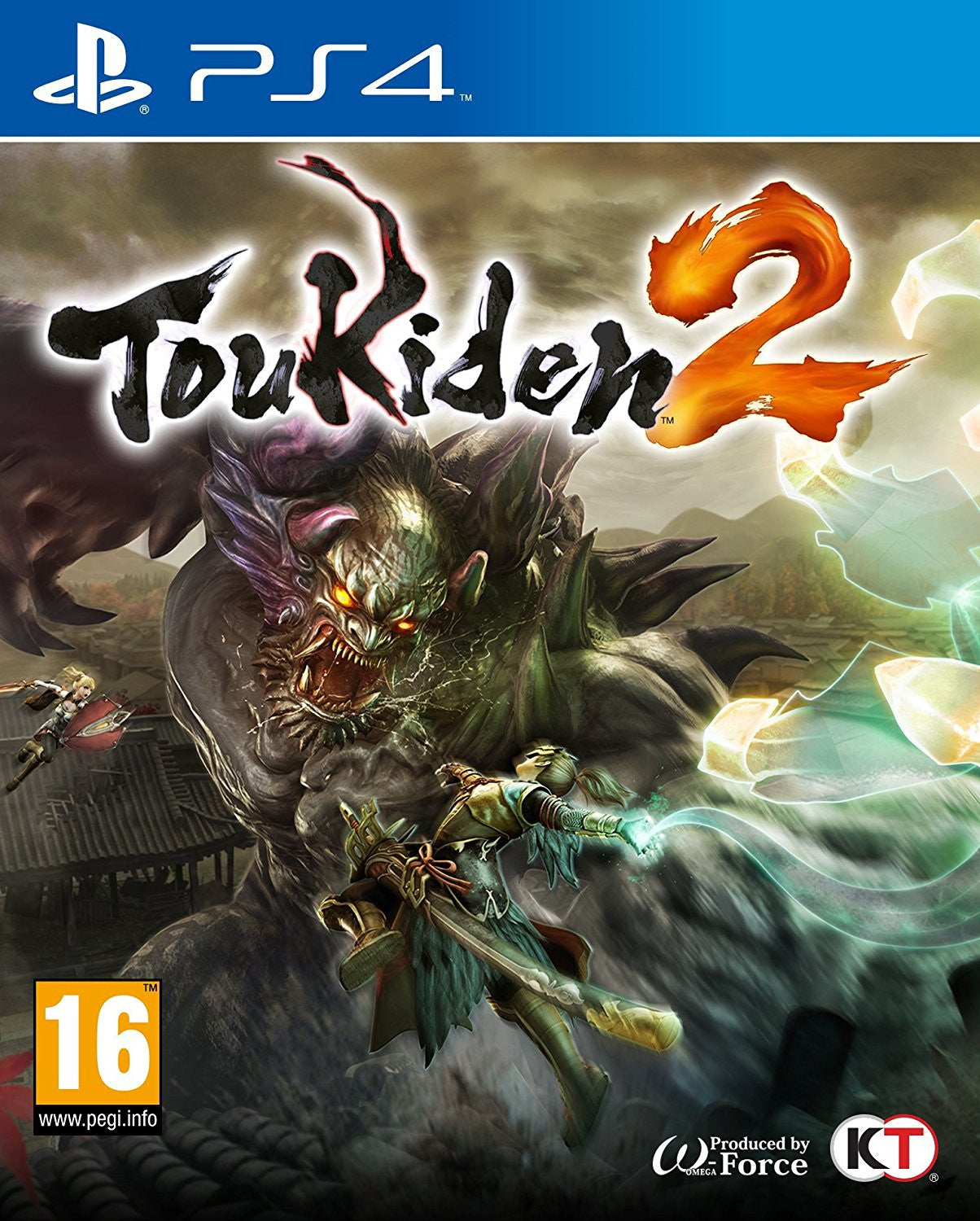 Toukiden 2 - PS4 - Video Games by Koei Tecmo Europe The Chelsea Gamer