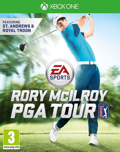 Rory McIlroy PGA Tour (Xbox One) - Video Games by Electronic Arts The Chelsea Gamer