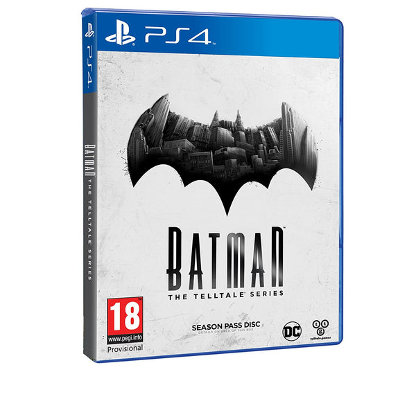 Batman: The Telltale Series (PS4) - Video Games by Warner Bros. Interactive Entertainment The Chelsea Gamer