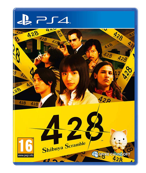 428: SHIBUYA SCRAMBLE - Video Games by Spike Chunsoft The Chelsea Gamer