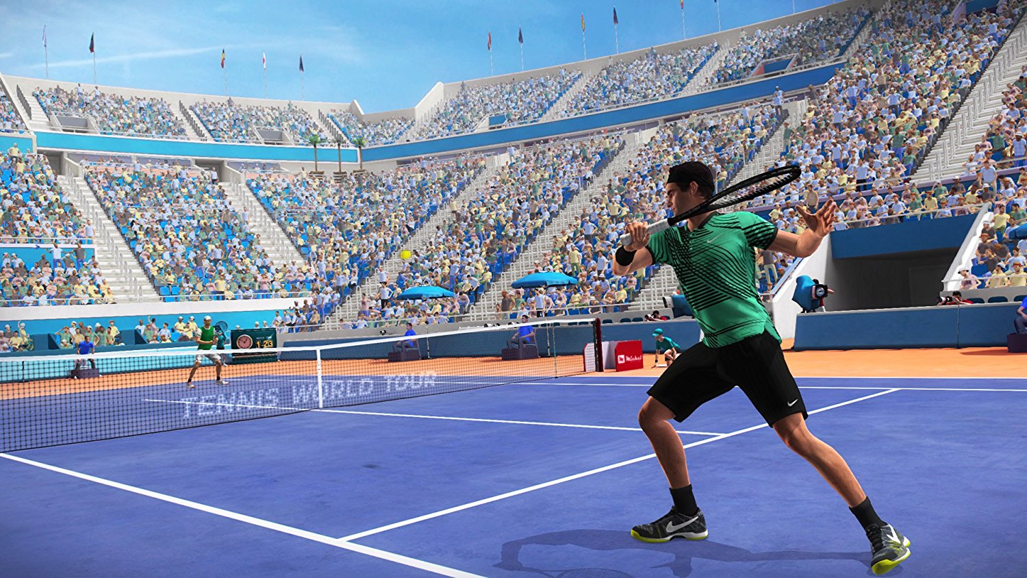 Tennis World Tour - Legends Edition - PC