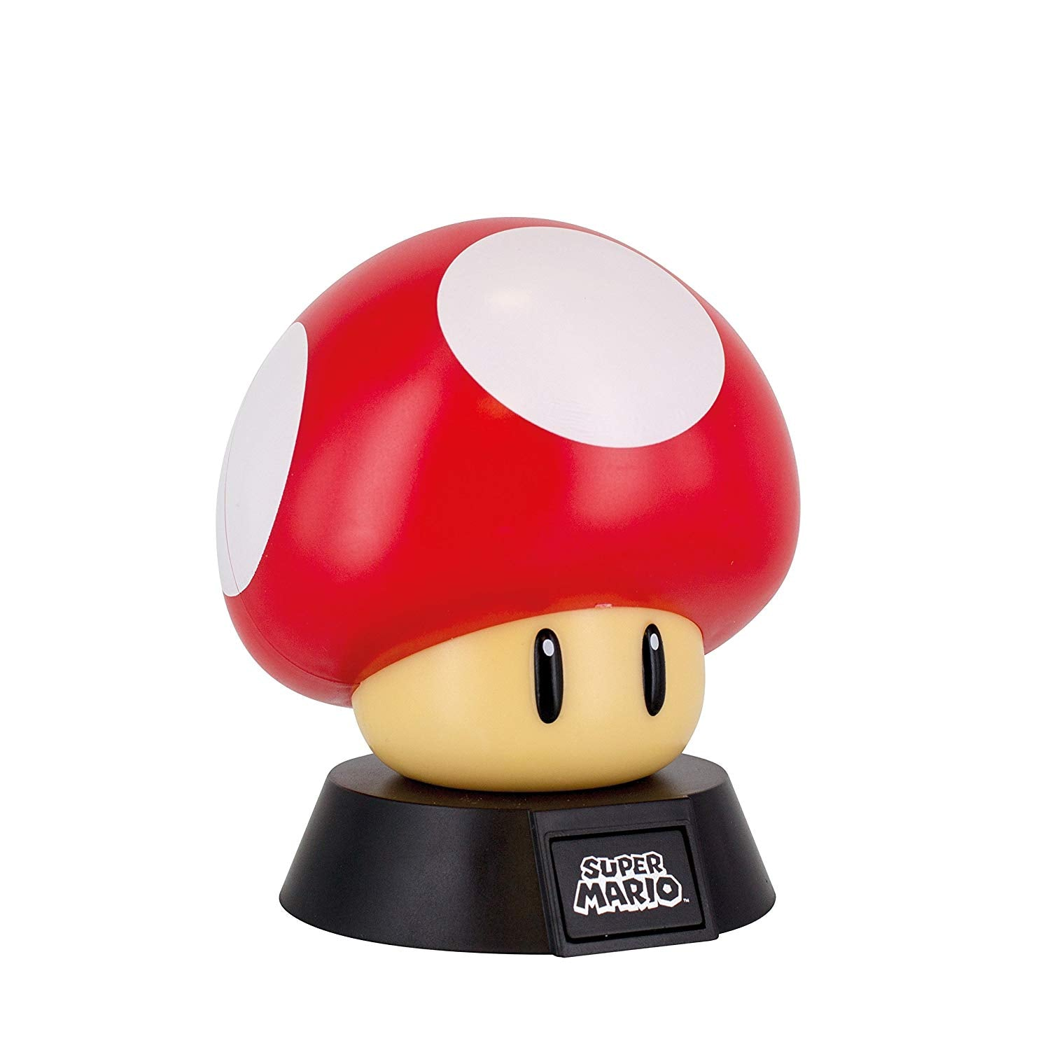 Super Mario Super Mushroom 3D Light