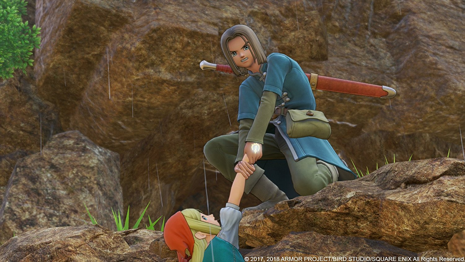 DRAGON QUEST® XI: Echoes of an Elusive Age™ - Video Games by Square Enix The Chelsea Gamer