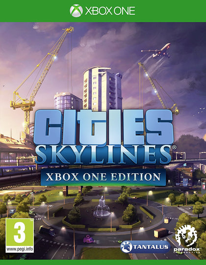 Cities: Skylines - Xbox One - Video Games by Pardox The Chelsea Gamer