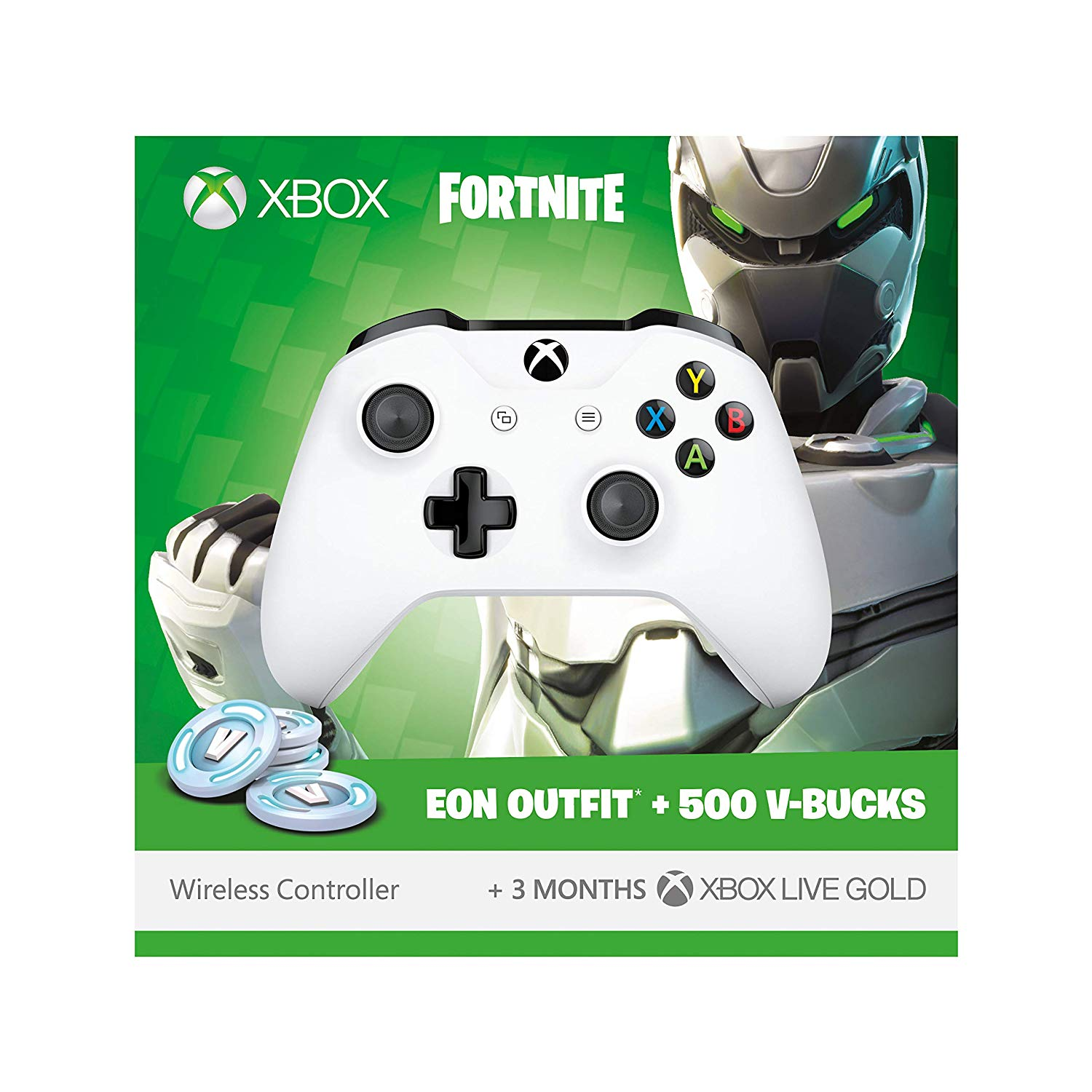 Xbox Fortnite Special Pack The Chelsea Gamer