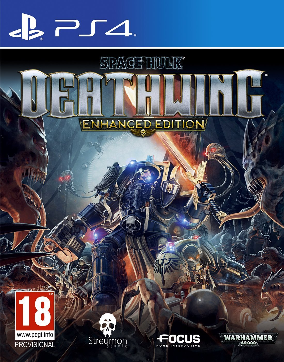 Spacehulk Deathwing Enhanced Edition