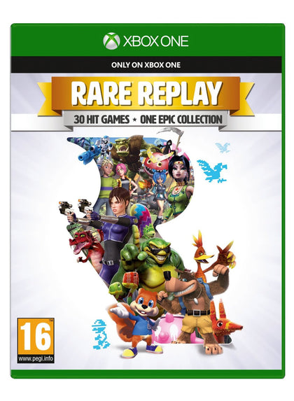 Rare Replay (Xbox One) - Video Games by Microsoft The Chelsea Gamer